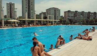 Završena sezona kupanja na Sajmištu