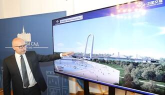 Predstavljeno nekoliko idejnih rešenja za izgradnju četvrtog mosta u NS
