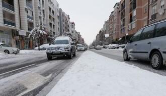 Vremenska prognoza: Prošao glavni talas snežnih padavina