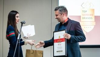 Univerexport dobio priznanje za najbolju trgovinsku robnu marku