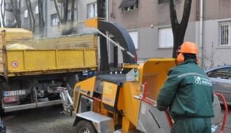 Počeli pripremni radovi na ozelenjavanju Limana 2 i ulice Stevana Milovanova