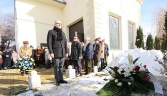 Obeležen Međunarodni dan sećanja na žrtve Holokausta u Novom Sadu