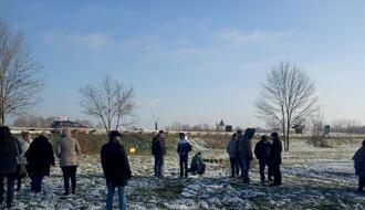 U Sremskim Кarlovcima počela sadnja 1.000 stabala drveća (FOTO)