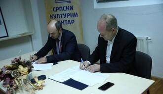 Potpisan sporazum o saradnji između KCNS i SKC Vukovar