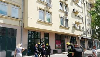 FOTO: Manji požar zbog zagorelog ručka na Bulevaru Evrope