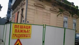 Nekadašnja kuća Ignjata Pavlasa postaje ugostiteljski objekat