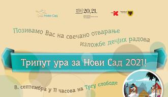 Triput ura za Novi Sad 2021!