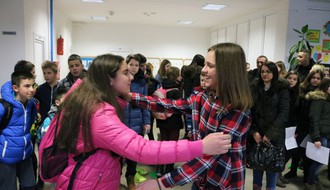 Novosadski osnovci ugostili vršnjake sa Kosova i Metohije (FOTO)