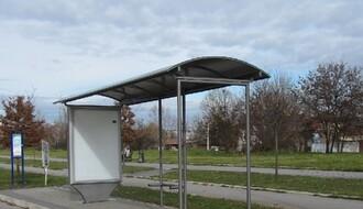 Vandali lupaju i odnose nove nadstrešnice sa autobuskih stajališta
