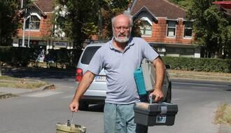 NOVOSAĐANI: Diplomirani majstor za sve popravke u kući