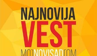 Zatvoren put Iriški venac – Novi Sad, prevrnuo se kamion