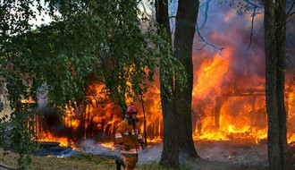 Muškarac stradao u požaru na Telepu