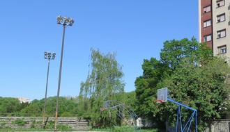 Novi Sad: U planu novi koševi za sportske terene na Eđšegu
