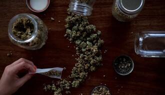 MUP: Uhapšena zbog 300 grama marihuane