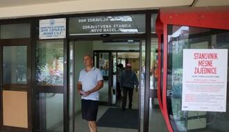Ambulanta pedijatrije na Novom naselju od srede ponovo u funkciji
