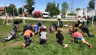 Sport kao alternativa za decu iz romskih naselja, u subotu na stadionu kod Najlona