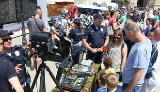 Dan policije na Trgu slobode (FOTO) i (VIDEO)