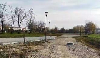U parku kod Ranžirne stanice biće izgrađena i dva dečja igrališta