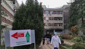 U novosadskim bolnicama leče se 183 kovid pacijenta