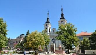 Opljačkana saborna crkva u Sremskim Karlovcima