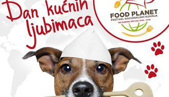 """Dan kućnih ljubimaca u nedelju na festivalu """"Food Planet""""!"""
