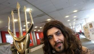 FOTO: Vanzemaljci, vitezovi i superheroji okupirali Novosadski sajam