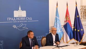 Vulin i Vučević potpisali ugovor o sufinansiranju izgradnje policijske ispostaveu Radničkoj ulici