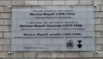 U maju počinje obnova kuće Mileve Marić u Kisačkoj ulici