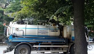 Delovi Detelinare i Sremske Kamenice bez vode zbog havarije