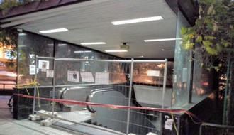 FOTO: Pothodnik zatvoren zbog radova do 15. decembra