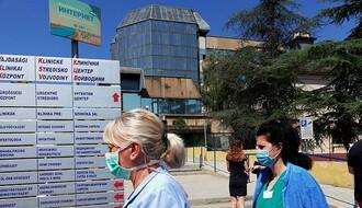 Nastavlja se pad broja obolelih od Kovida-19 u novosadskim bolnicama