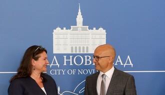 Ambasadorka Kanade u poseti Novom Sadu
