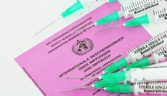 Potvrda o vakcinaciji još nije dokument za ulazak stranaca u EU