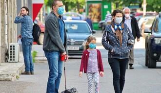 JANKOVIĆ: Nošenje maski će biti obavezno i na otvorenom