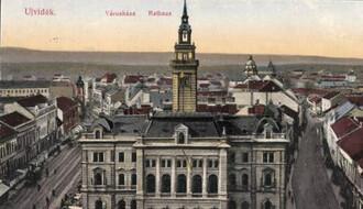 Prvi balovi i zabave u Novom Sadu: Aristokratske zabave u Magistratu