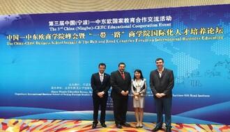 Jačanje veza Fakulteta tehničkih nauka sa Univerzitetima širom Kine (FOTO)