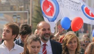 """Saša Janković na čelu novoformiranog političkog pokreta """"Slobodni građani Srbije"""""""