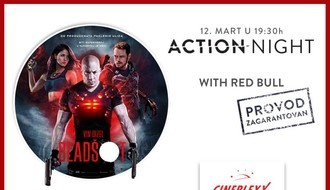 """""""ACTION NIGHT"""": Vin Dizel se vraća iz mrtvih u filmu """"Bladšot"""""""
