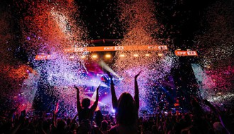 FOTO: Počela proslava 20. godišnjice EXIT festivala