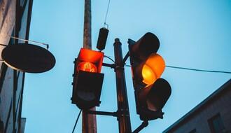 VETERNIK: Semafor na raskrsnici Novosadskog puta i Sonje Marinković pušten u probni rad
