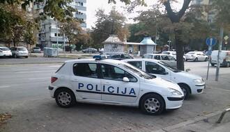 Ukrao motor Kaćaninu u centru Novog Sada