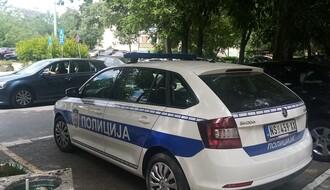 Uhvaćen dvojac zbog krađe prtljaga iz auta kod Sajma