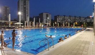 SPENS: Renoviranje hola izmešta ulaz na otvoreni bazen