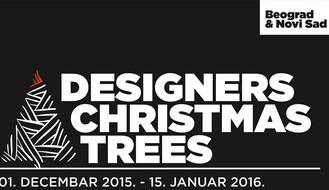 Izložba božićnih jelki koje su kreirali poznati dizajneri