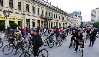 FOTO: Opozicija održala protestnu vožnju i najavila nove akcije građanske neposlušnosti