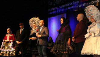 Festival narodnih nošnji Slovaka iz Vojvodine u Kisaču