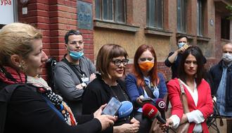 Maja Gojković hospitalizovana, čeka rezultate na korona virus