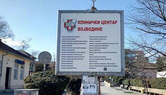 Plan generalne regulacije predviđa proširenje sadašnjeg kompleksa Kliničkog centra Vojvodine