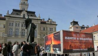 GODIŠNJICA BOMBARDOVANJA: Novosadski fotografi izlažu na Trgu slobode (FOTO)