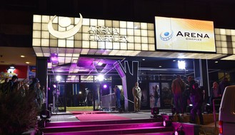 """Arena Cineplex: Premijera i tematsko veče uz film """"Ljudi u crnom - Globalna pretnja"""""""